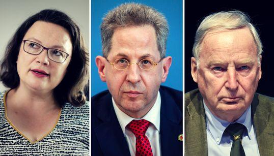 Der Maaßen-Deal zeigt: Die AfD dominiert die Debatte, die SPD taumelt irrlichternd
