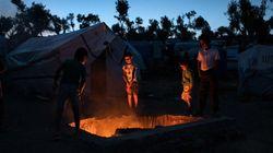 모리아 캠프 비상사태에 관한 공개