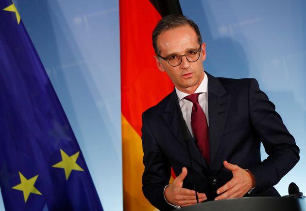Μάας: Χαιρόμαστε που υπήρξε συμφωνία για την ονομασία της ΠΓΔΜ. Ζητούμενο η αναγκαία πλειοψηφία στο