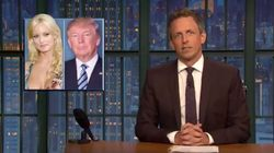 Seth Meyers Can't Take It Anymore: 'That's The F**king News Right