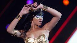 Rihanna hat eine Bitte an Angela