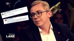 Parteikollegen machen CDU-Shootingstar Amthor für