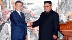 North And South Korea Announce Joint Olympics Bid Plan After Summit