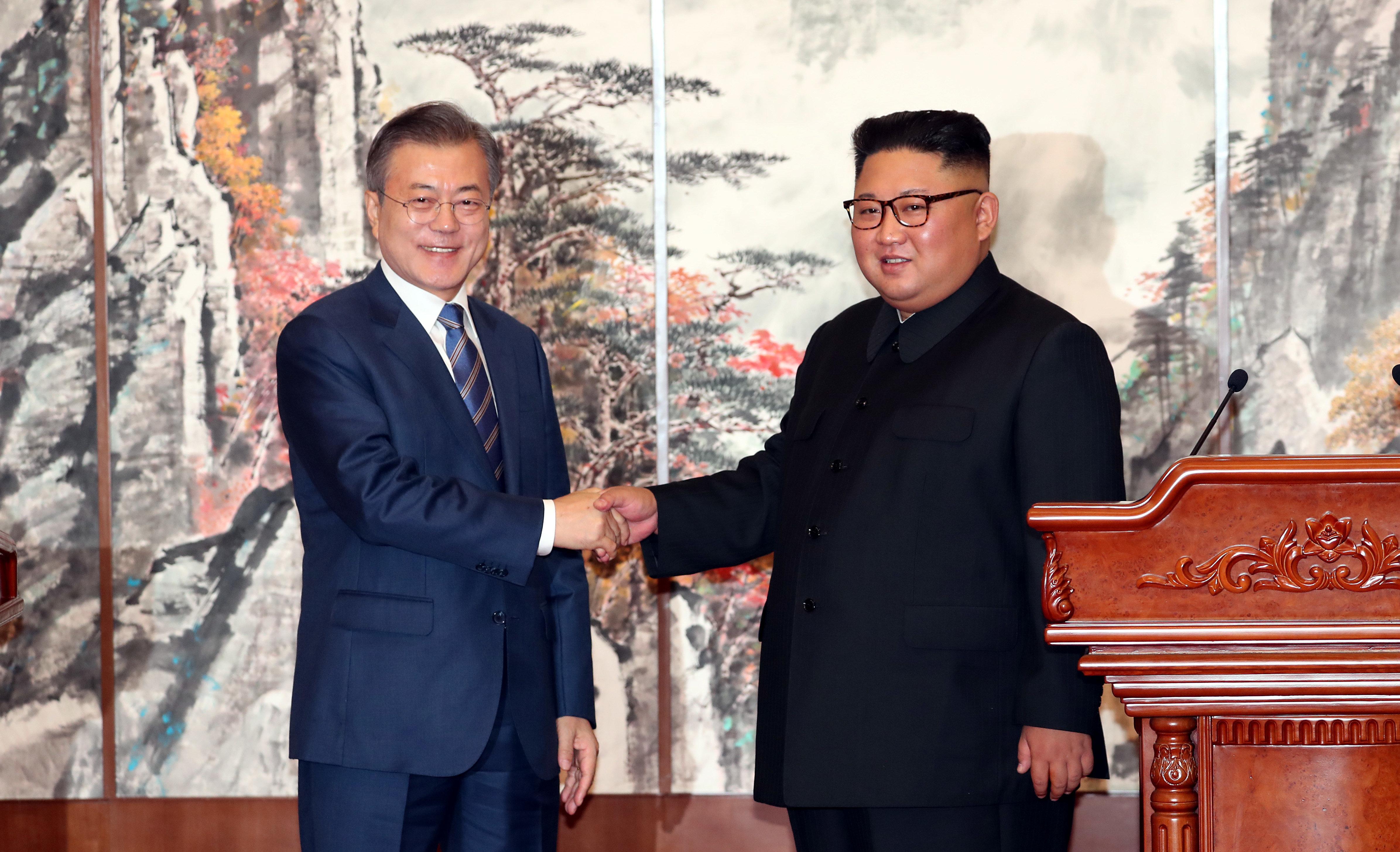 [남북정상회담] 남북 정상이 비핵화 방안에 합의했다 ('평양공동선언' 전문)