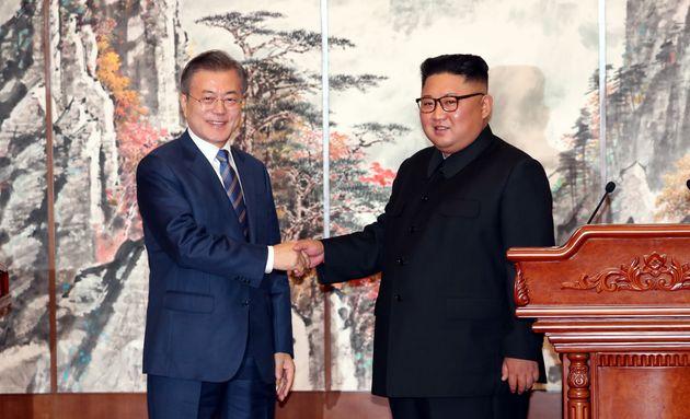 [남북정상회담] 남북 정상이 비핵화 방안에 합의했다 ('평양공동선언'
