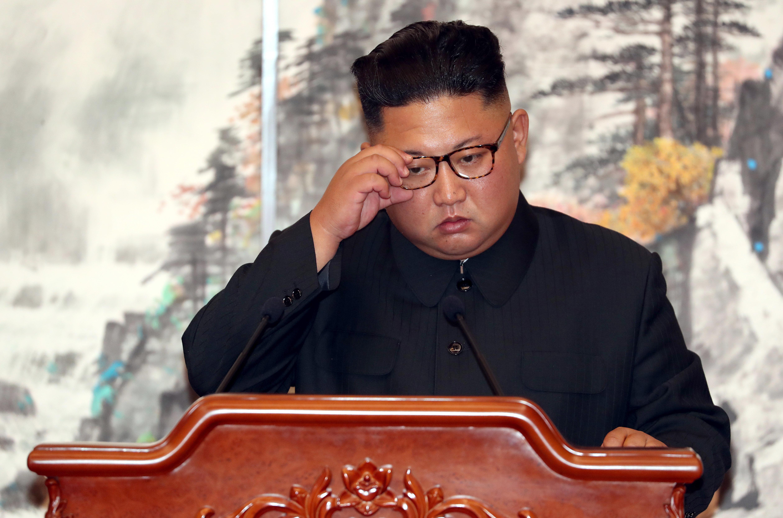 문재인 대통령은 김정은 위원장 덕분에 진짜 소원을