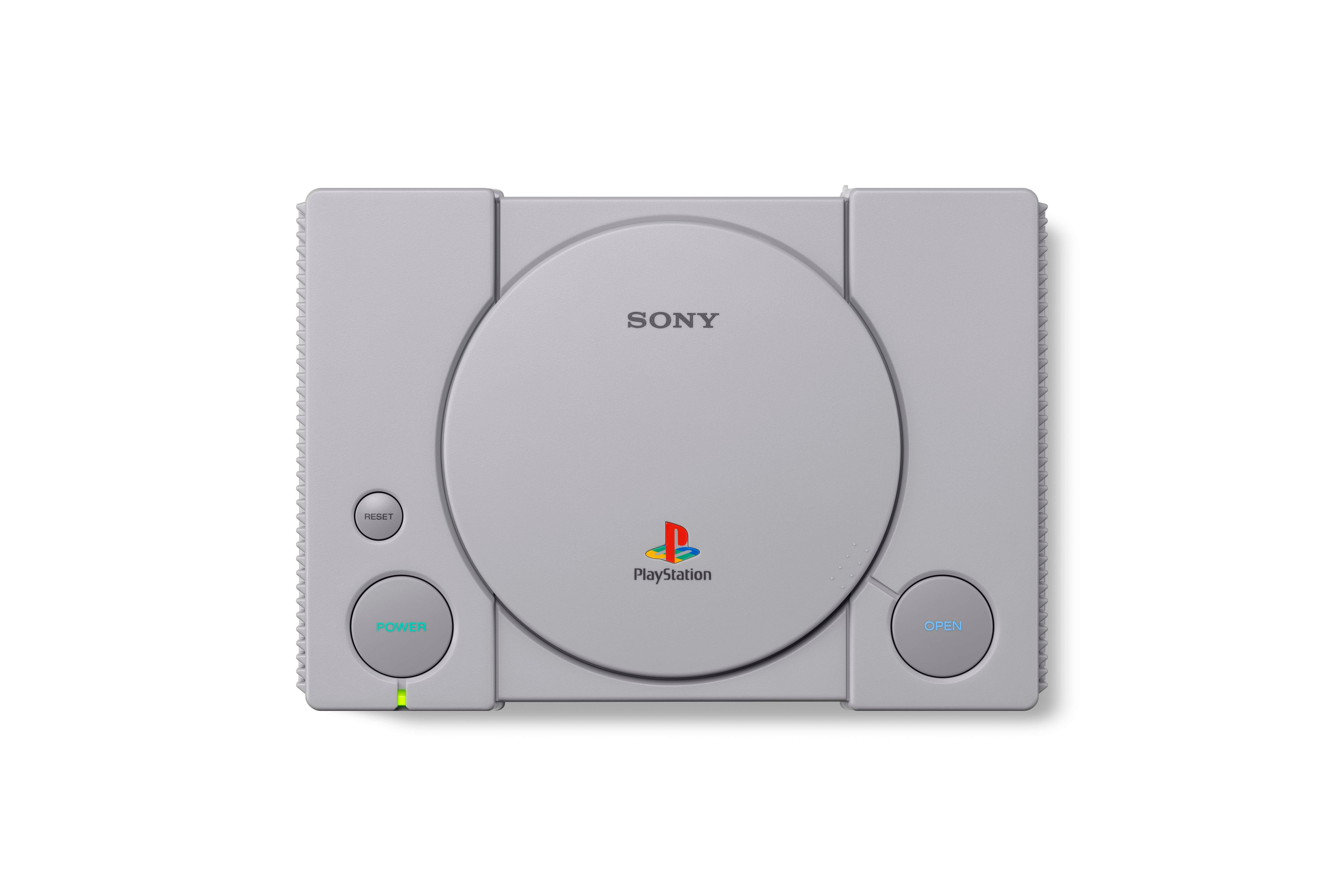 PlayStation Classic mini retro console is launching in time for Christmas