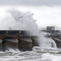 Two Dead After Storm Ali Batters