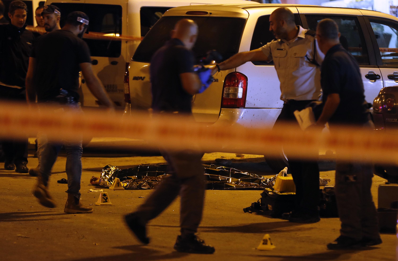 L'armée israélienne tue trois Palestiniens, deux à Gaza et un à