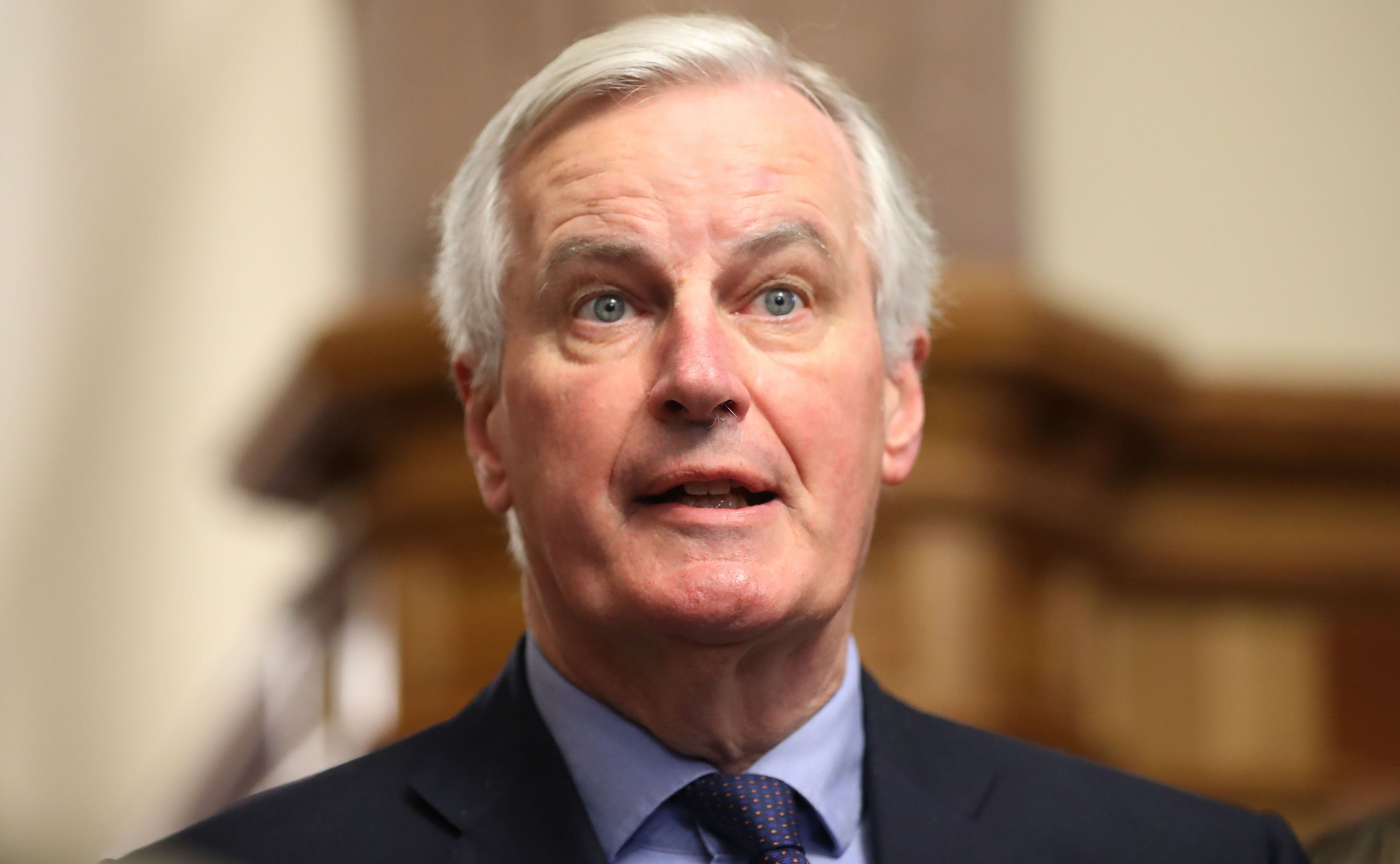 EU To Offer Compromise On Irish Border, Chief Negotiator Michel Barnier