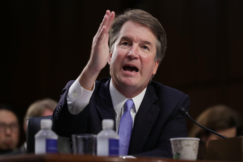 Kavanaugh Accuser Faces Death Threats Ahead Of Senate Hearing