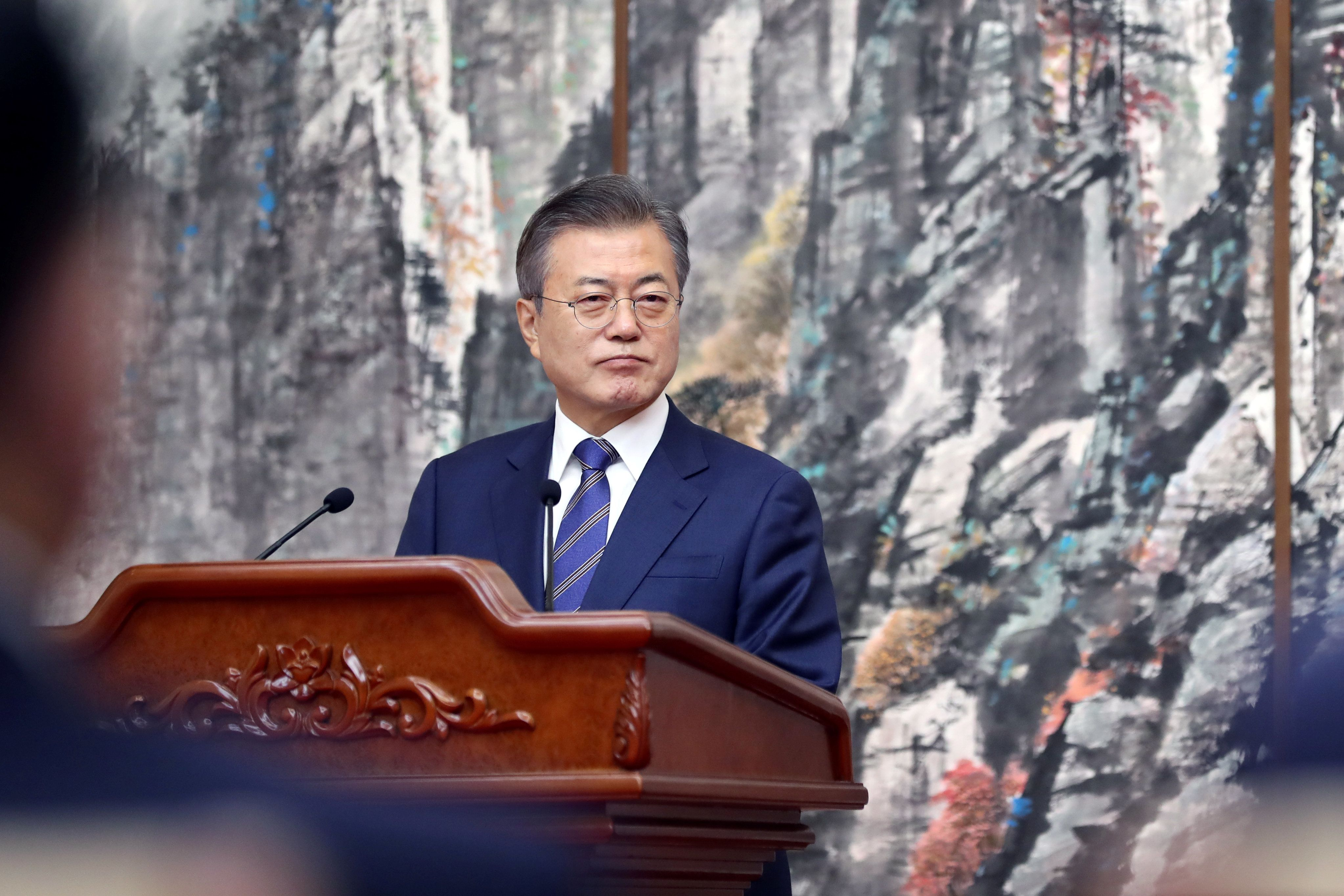 문정인 특보가 '남북 비핵화 합의 부족했다'는 평가에 대해 꺼낸