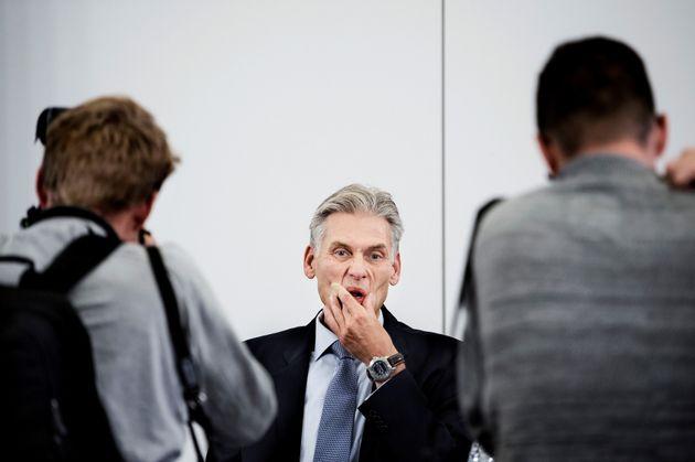 Παραιτήθηκε ο διευθύνων σύμβουλος της Κεντρικής Τράπεζας της Δανίας ύστερα από έρευνα για ξέπλυμα
