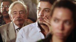 Légende du cinéma égyptien, l'acteur Gamil Ratib n'est