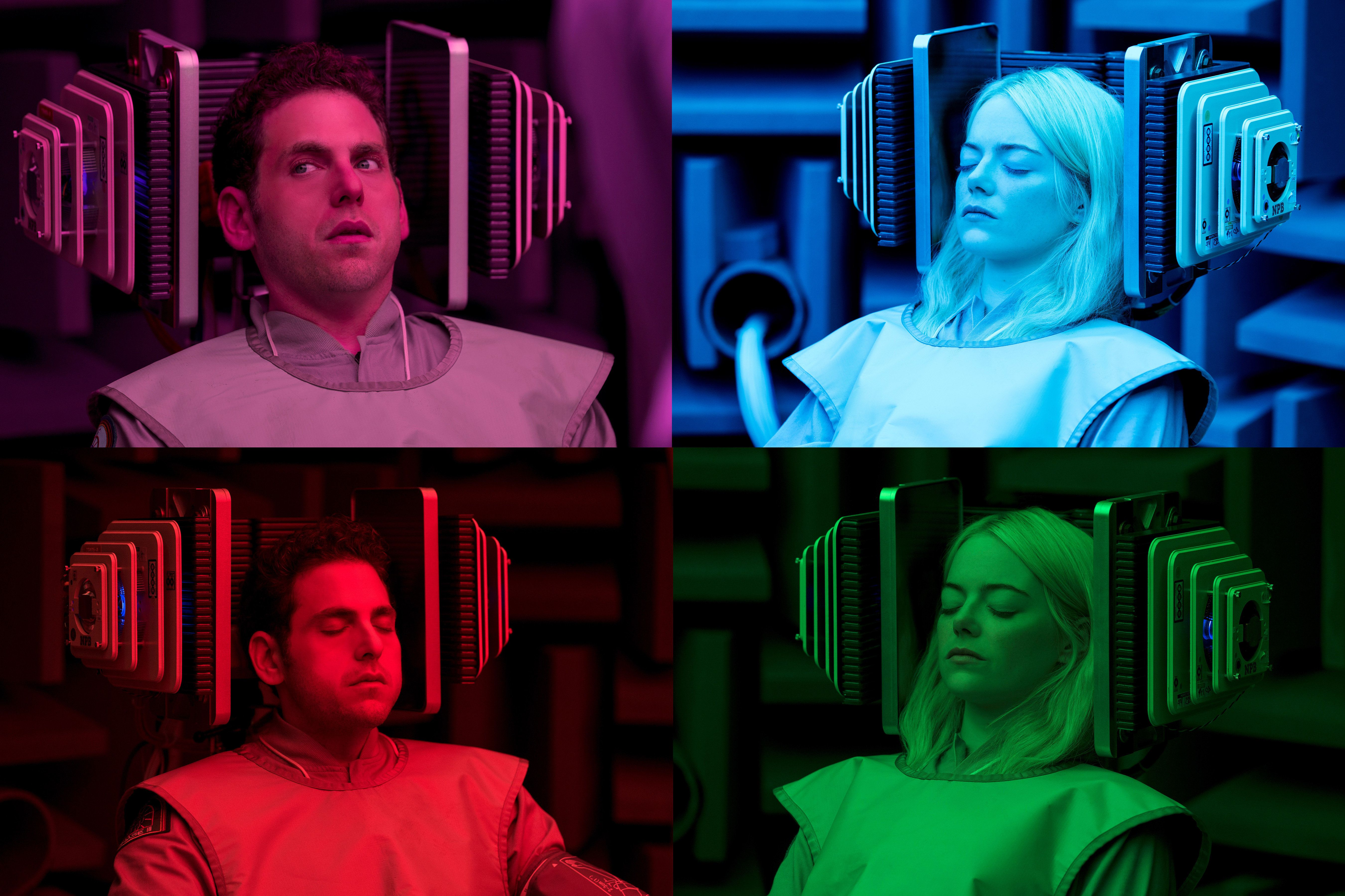 All Your Questions About Netflix's Ambitious New Show, 'Maniac' Answered