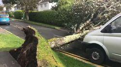 Storm Ali Batters UK &