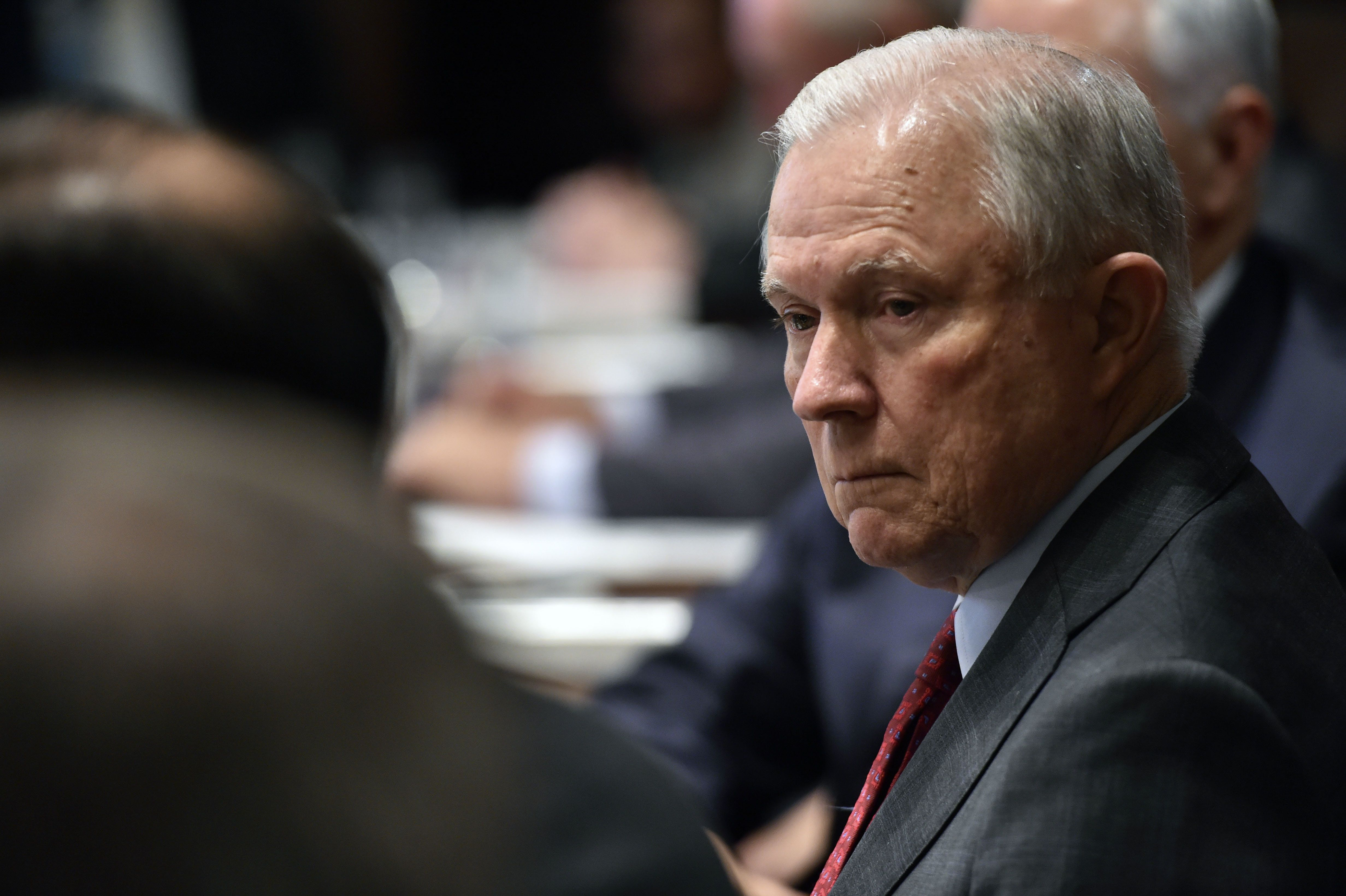 Donald Trump Torches Jeff Sessions I Dont Have An Attorney General