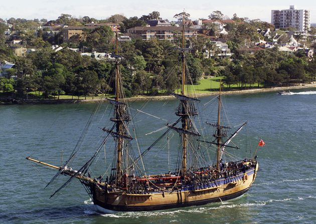 Βρέθηκε μετά από αιώνες το θρυλικό ερευνητικό πλοίο Endeavour του Κάπταιν