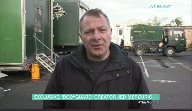 By ITV: Bodyguard, the BBC show sold to Netflix