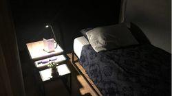 Κάψουλες ύπνου: Στο Λονδίνο νοικιάζουν μικροσκοπικά δωμάτια για να κοιμηθούν μια
