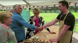 Paul Hollywood Promises 'Bake Off' Handshakes Will 'Almost Stop' After Criticism He's Handing Out Too