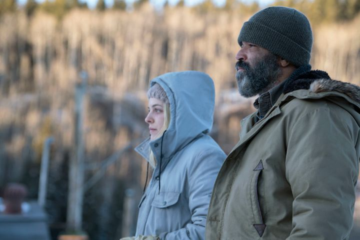 """Hold the Dark"" comes to Netflix."