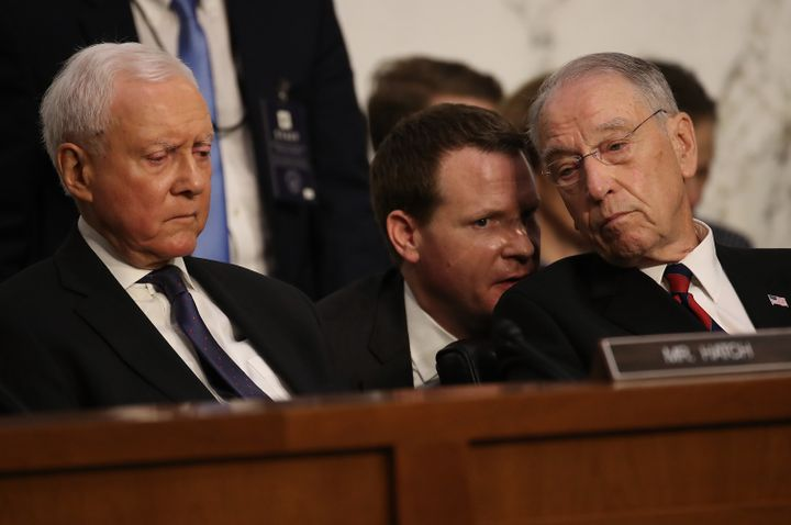 If Senate Republicans actually cared about getting to the bottom of what happened, they would want Judge's testimony.