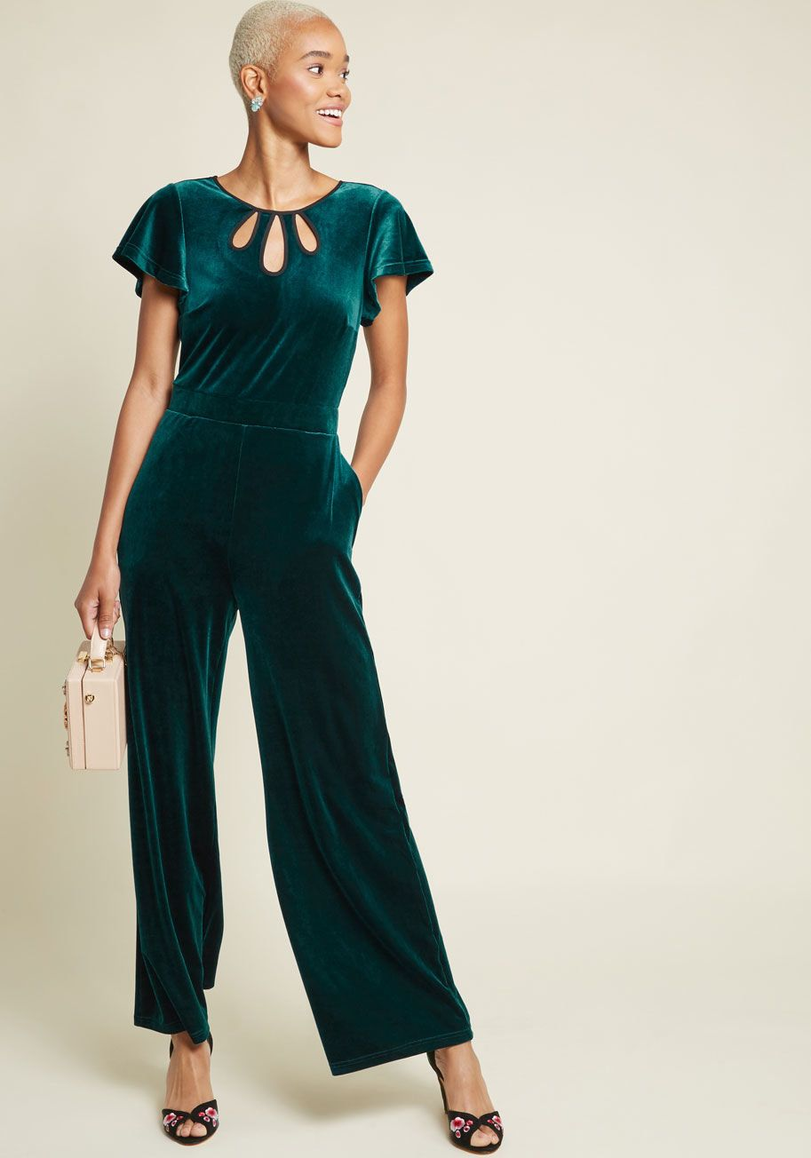 11 Dressy Jumpsuits To Wear To A Fall Wedding