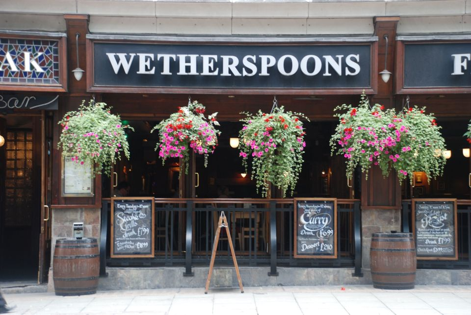 Wetherspoons (FILE