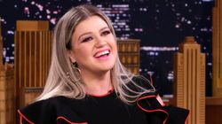 Kelly Clarkson Is Hilarious Talking About Her Daughter's Celebrity