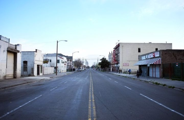 Growing Up In Bad Neighborhoods Has A Devastating Impact >> Stockton S Poor Mired In Violence After Police Cuts Recession