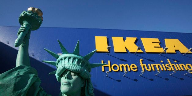 Crime On The Rise At Ikea Brooklyn Huffpost