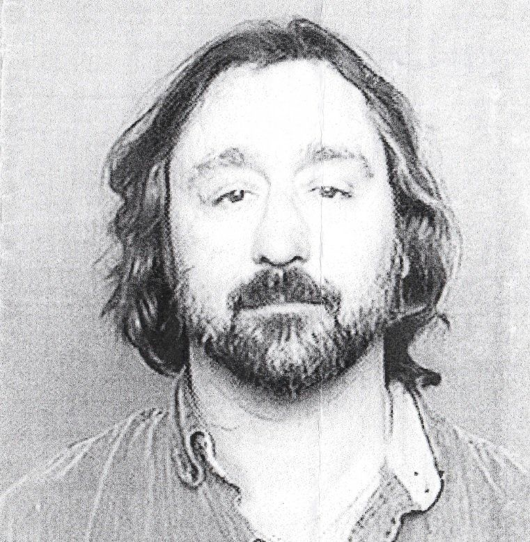 An undated booking photo of Curtis Pucci.