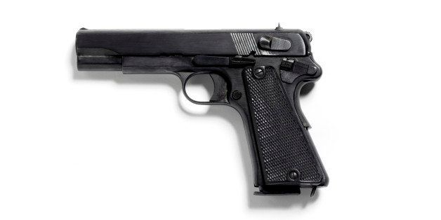 FB Radom 9mm Pistol
