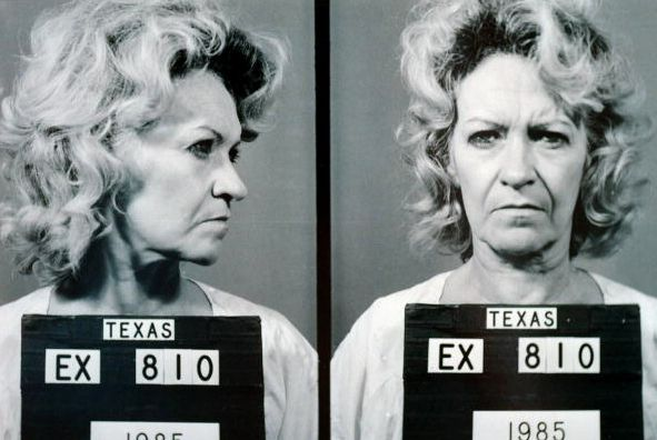 "Betty Lou Beets was convicted of killing her husband for insurance money and was dubbed ""The Black Widow."" The Texas woman mu"