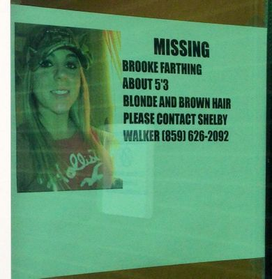 Brookelyn Farthing Missing: Kentucky Teen Disappeared After