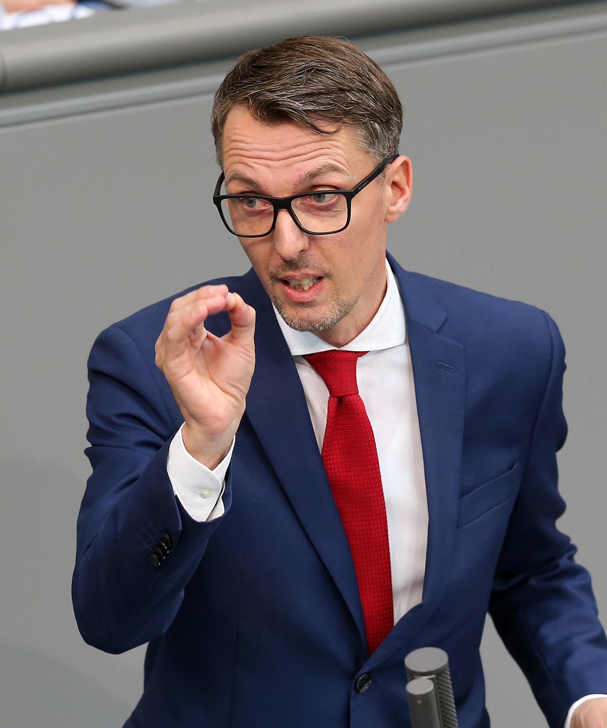 SPD-Innenpolitiker zum Maaßen-Deal: