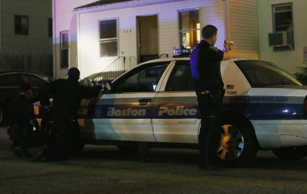 Watertown Police Chase: Gunfire, Explosions Reported On