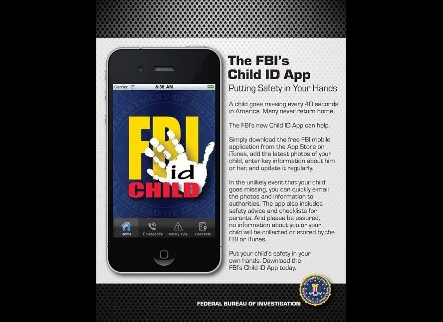 The FBI has launched a new mobile application to help put the safety of children in the hands of their parents or guardians.