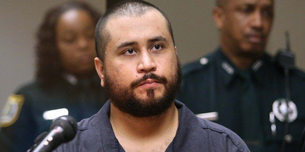 FILE - In this Tuesday, Nov. 19,  2013, file photo, George Zimmerman, acquitted in the high-profile killing of unarmed black