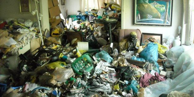 The Dirty, Stinking Truth About Real-Life Hoarders (GRAPHIC