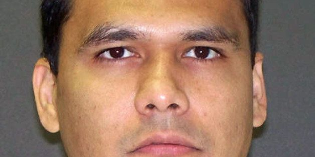 This undated handout photo provided by the Texas Department of Criminal Justice shows Manuel Garza Jr. Garza is scheduled to