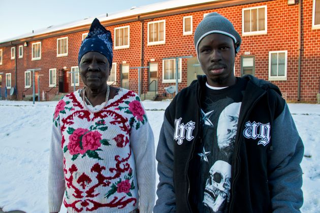 Sudanese Refugees In Omaha Wrestle With Rise Of Street Gangs