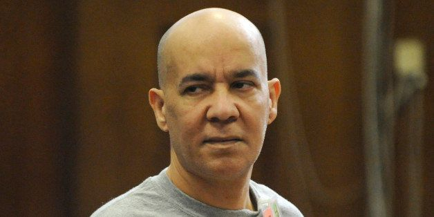 FILE - In this Nov. 15, 2012 file photo, Pedro Hernandez appears in Manhattan criminal court in New York. He is charged in th