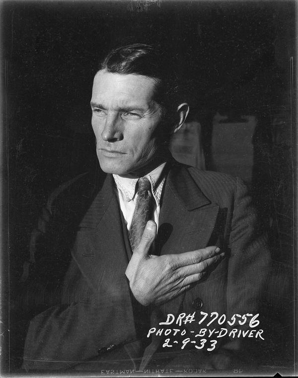 납치사건의 범인 Date: 2/9/1933