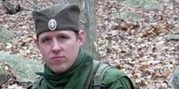UNSPECIFIED - UNDATED: In this handout provided by the Federal Bureau of Investigation (FBI), Eric Matthew Frein, 31, poses o