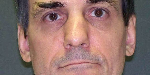 FILE - This file handout photo provided by the Texas Department of Criminal Justice shows Scott Panetti. Panetti's execution