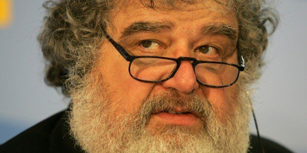 Chairman of the FIFA Organising Committee for the Confederations Cup Chuck Blazer addresses a press conference in Frankfurt 1