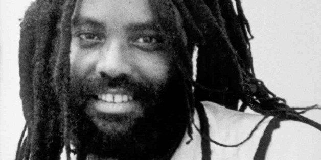 FILE--Convicted police killer Mumia Abu-Jamal is seen in this undated file photo. Prosecutors appealed Friday, Dec. 21, 2001,