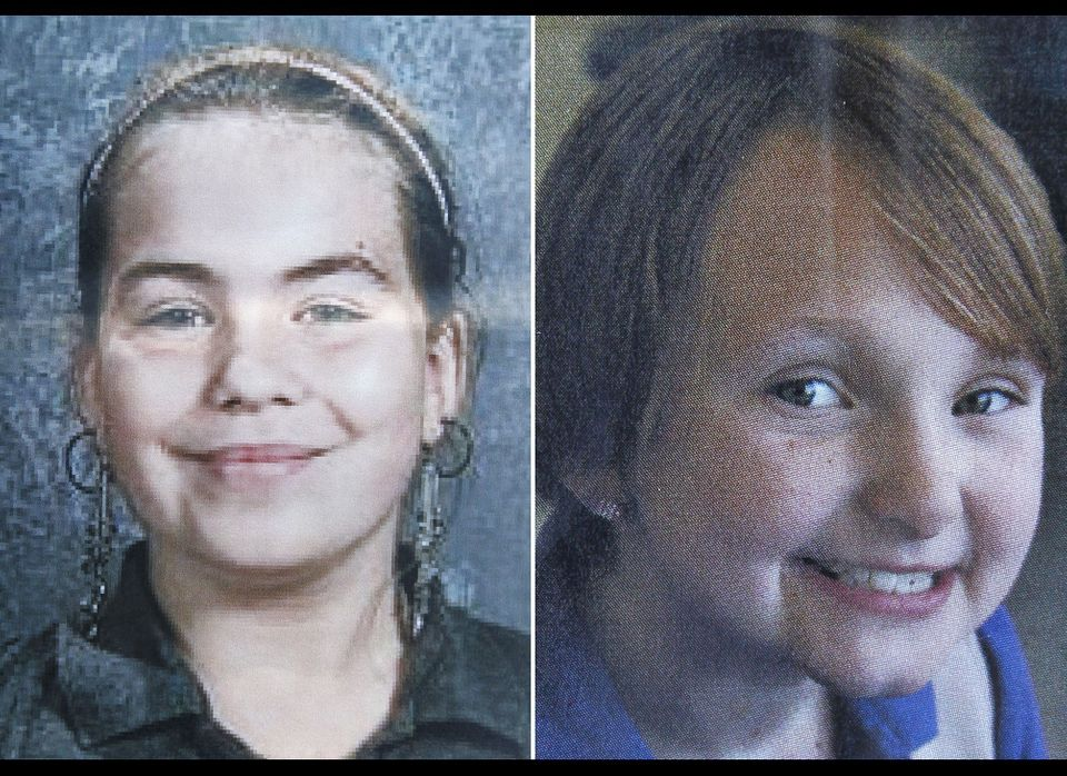 Lyric Cook-Morrisey (left) and her cousin, Elizabeth Collins, have been missing since July 13.